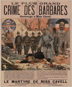 Edith_Cavell_Crime_des_Barbares