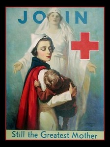still the greatest mother WWII Red Cross