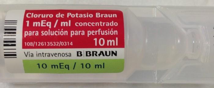 Electrolitos, información útil para enfermería.