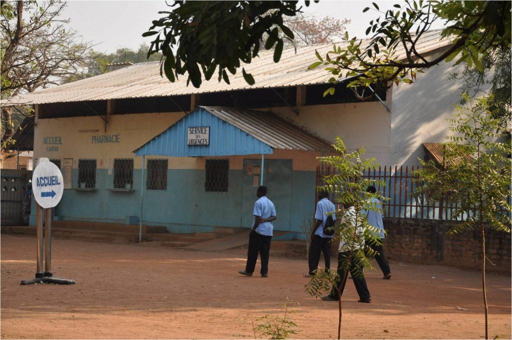 Etbrada hospital