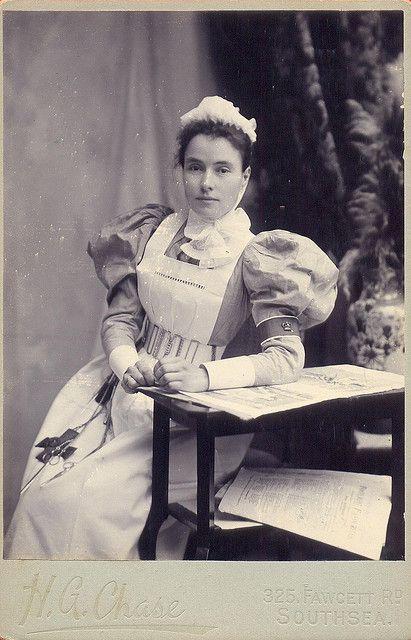 edwardian-nurse